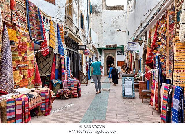 Medina, old town, Essaouira, Morocco