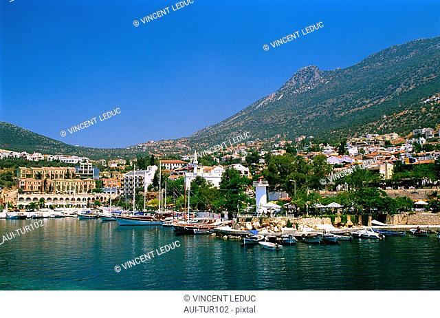 Turkey - Mediterranean Coast - Antalya Region - Kalkan