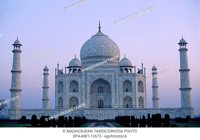 Taj Mahal, Agra, Uttar Pradesh , India