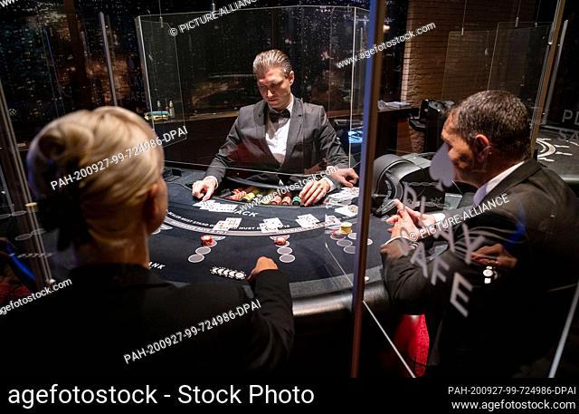 Casino In Stuttgart Stock Photos And Images Agefotostock