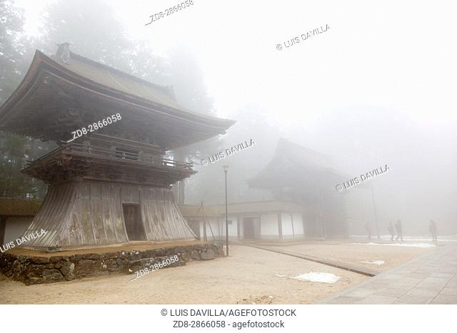 As a sacred site for Buddhism in Japan, Koyasan features many temples dedicated to the practice of Shingon Buddhism. . While each is important in their own way