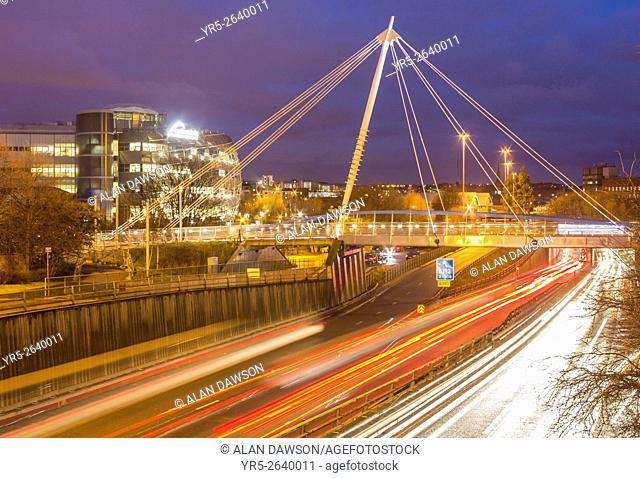 Northumbria University, Newcastle upon Tyne, England, United Kingdom, Europe,