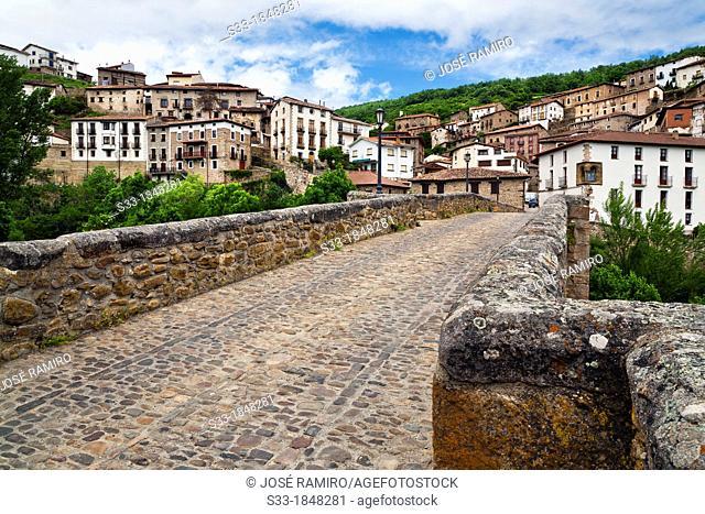 Villoslada de Cameros  Logroño  La Rioja  Spain