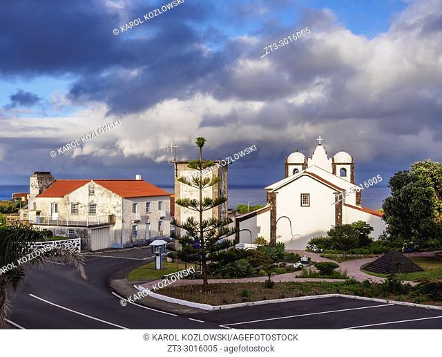 Lajes das Flores, Flores Island, Azores, Portugal