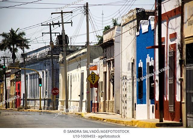 Paseo Montejo, Mérida, Yucatán, México