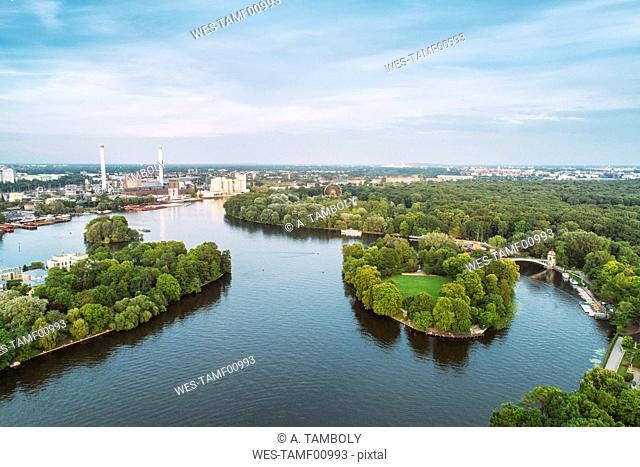 Germany, Berlin, Treptow Park