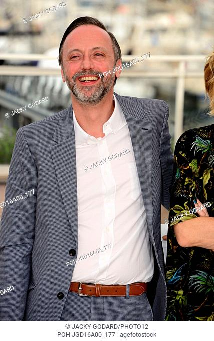 Jean-Luc Vincent Photocall of the film 'Ma loute' 69th Cannes Film Festival May 13, 2016