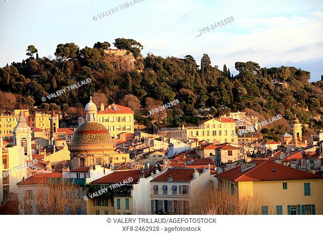 Old town, Nice, Alpes-Maritimes, Côte d'Azur, French Riviera, France
