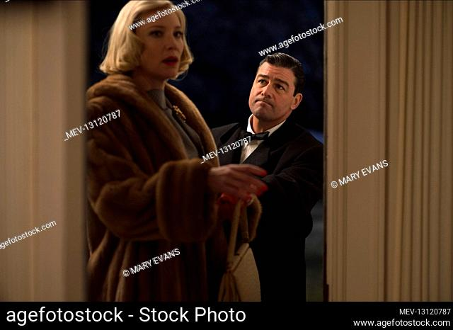 Cate Blanchett & Kyle Chandler Characters: Carol Aird, Harge Aird Film: Carol (2015) Director: Todd Haynes 17 May 2015