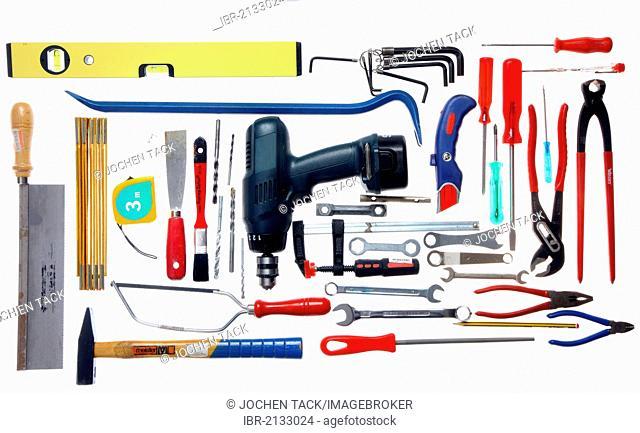 Various DIY tools