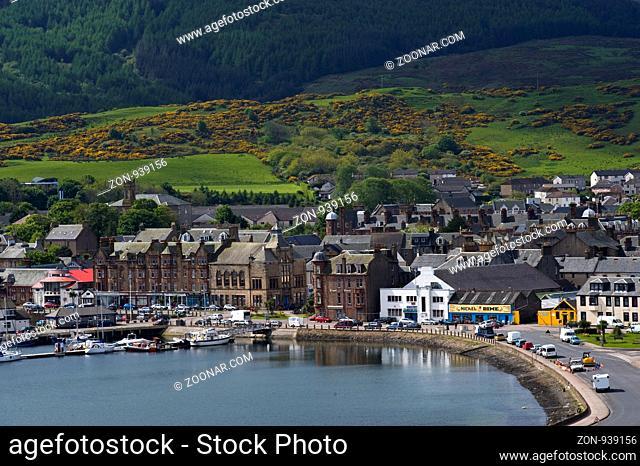 Campbeltown, Isle of Kintyre, Schottland | Campbeltown, Isle of Kintyre, Scotland