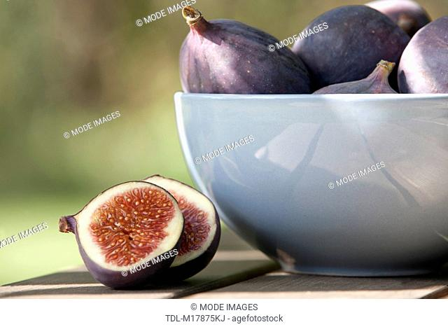 A bowl of figs, cropped