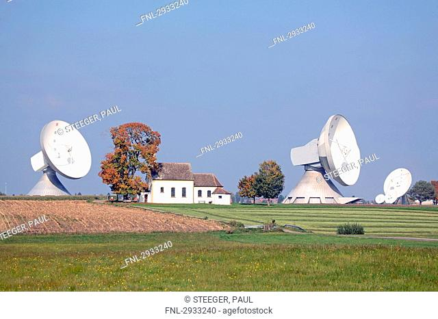 Raisting Earth Station, Germany