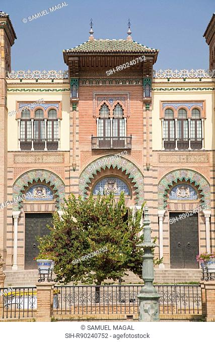 The Museum of Art and Popular Customs is housed in the Mudejar Pavilion, that was built by the architect Anibal Gonzalez as part of an extensive urban...