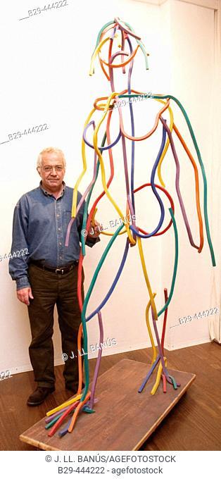 Robert Llimós, Spanish plastic artist