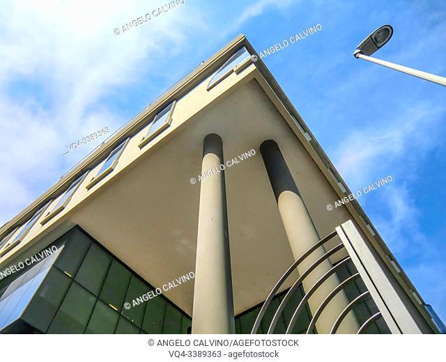 Perspective Image of Banca di Sassari, Sassari, Sardinia, Italy, Europe