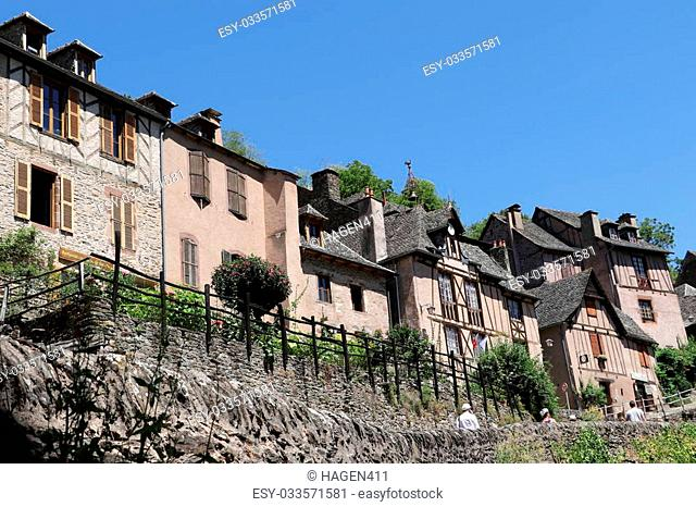 Village of Conques