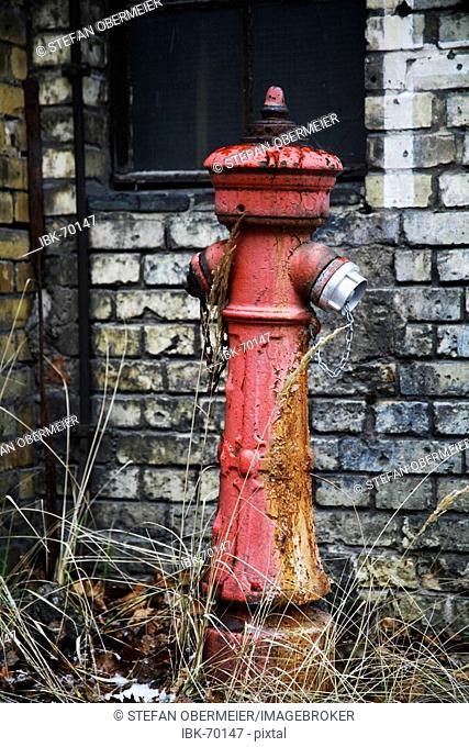 Old fireplug