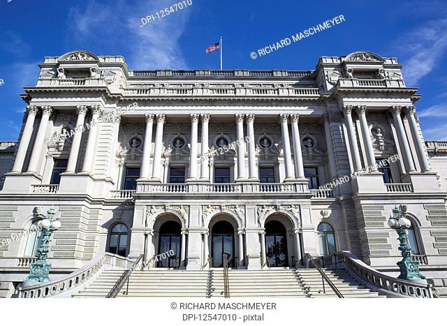 Library of Congress Building; Washington D.C., United States of America