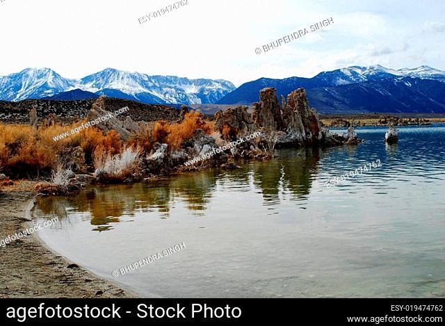 Mono Lake Landscape