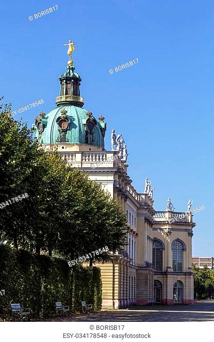 Charlottenburg Palace is the largest palace in Berlin and the only surviving royal residence in the city