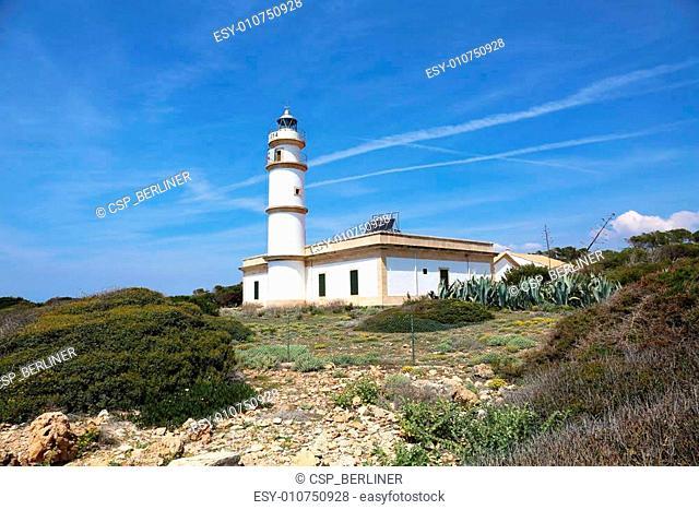 Lighthouse Cap de Ses Salines