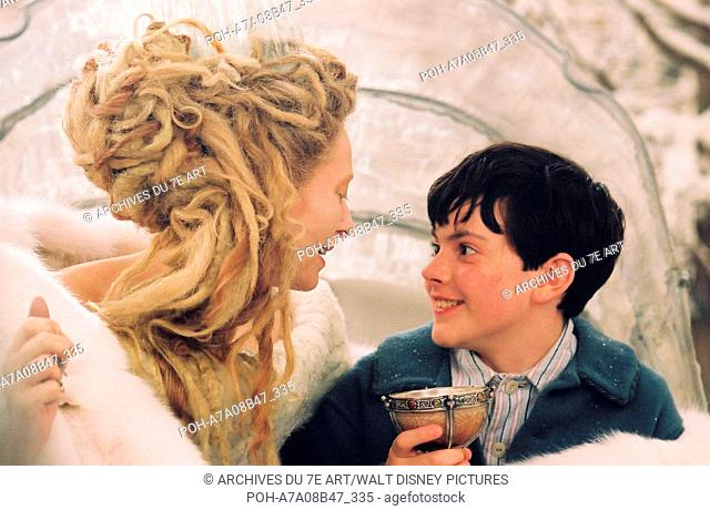 The Chronicles of Narnia: The Lion, the Witch and the Wardrobe  Year: 2005 USA Tilda Swinton, Skandar Keynes  Director: Andrew Adamson