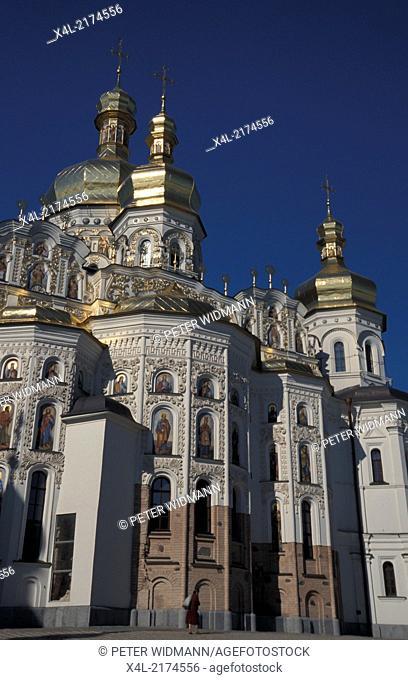 Kiev, cave monastery, Ukraine