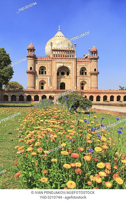 Safdarjung Tomb, New Delhi, India