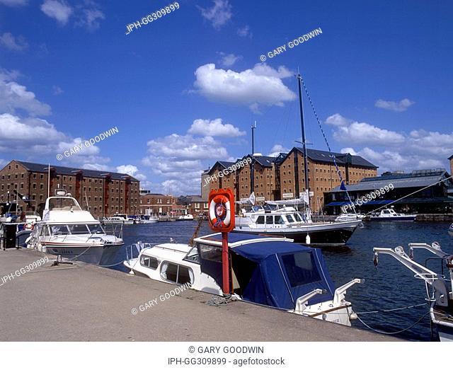 Gloucester's Historic Docks