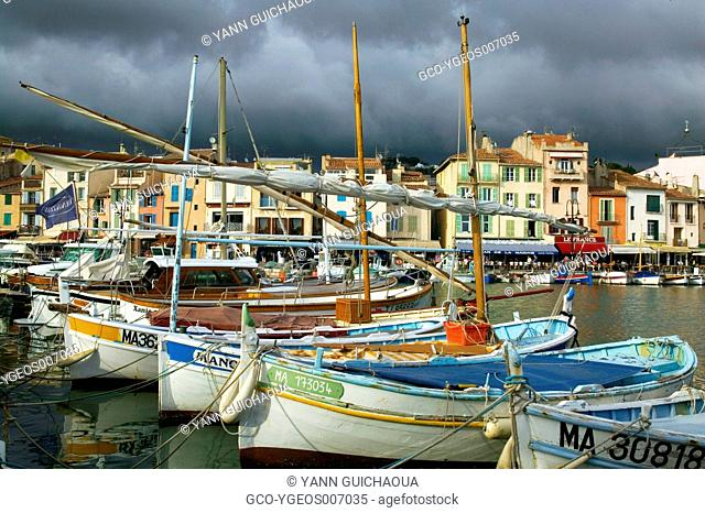 CASSIS - PROVENCE - FRANCE