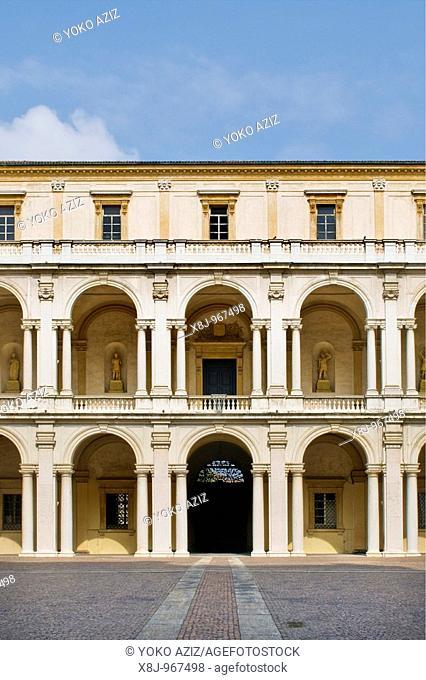 Military Academy, Ducal palace, Modena, Italy