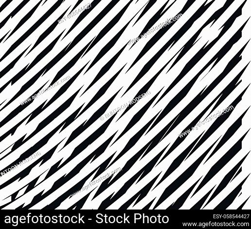 Abstract geometric vector seamless patterns background