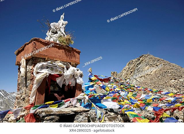 Kardhung La Pass, Ladakh, India