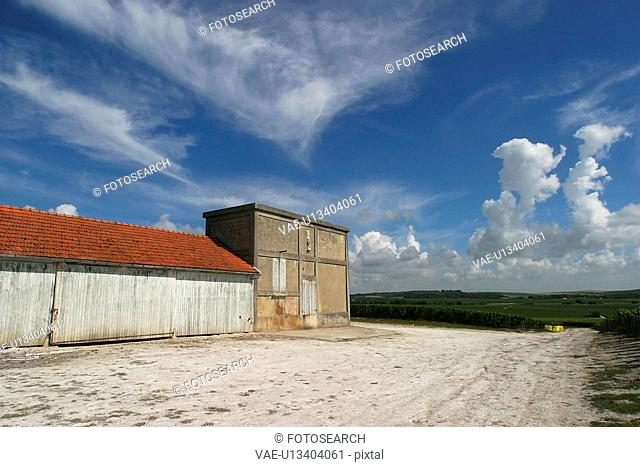 concrete, cement, storehouse, rough, close-up, outdoors