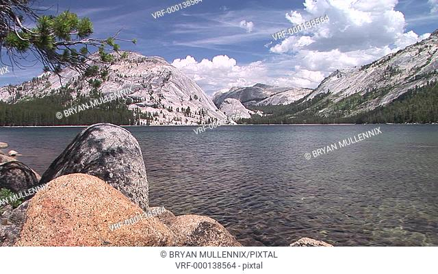 Yosemite National Park, Tenaya Lake
