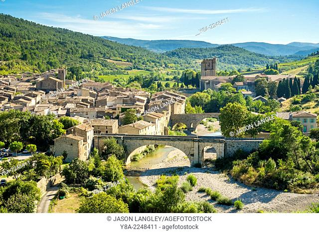 Lagrasse, Aude Department, Languedoc-Roussillon, France