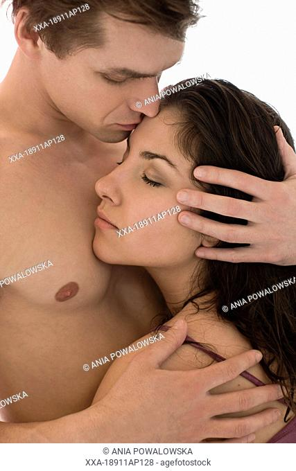 Kissing mans chest woman 3 Reasons