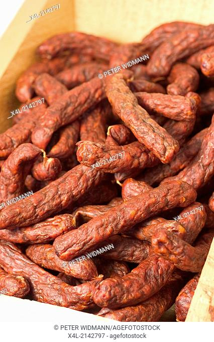 food sausages