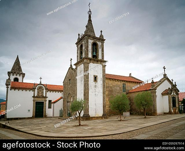 Capela da Misericordia, Camino de Santiago, Valenca, Portugal