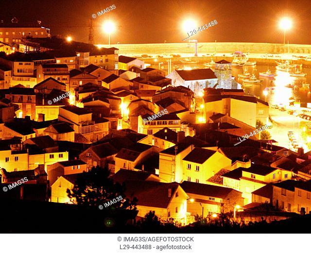 Laxe. La Coruña. Spain