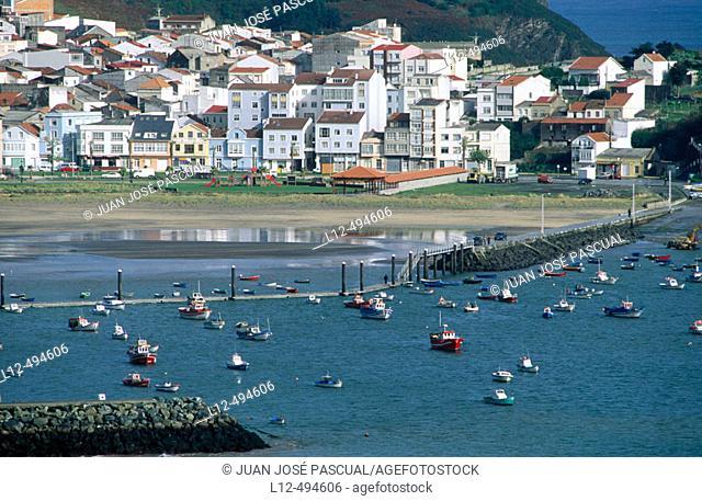 Cariño, Ria de Ortigueira. La Coruña province, Galicia, Spain