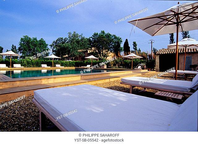 House, Maillane, Provence, France