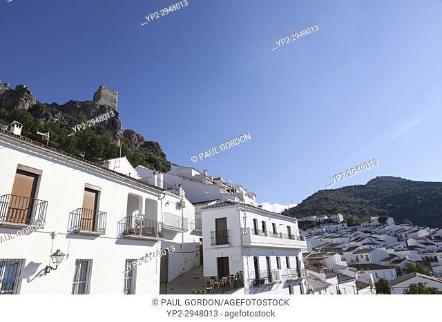 Zahara de la Sierra, Spain: Castle of Zahara de la Sierra