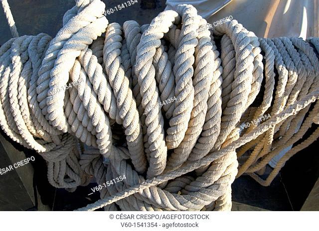 -Ropes' Ship- Alicante (Spain)
