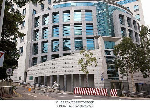 british consulate-general admiralty hong kong hksar china asia