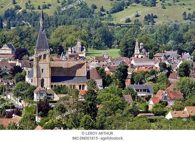 France, Centre, Anet