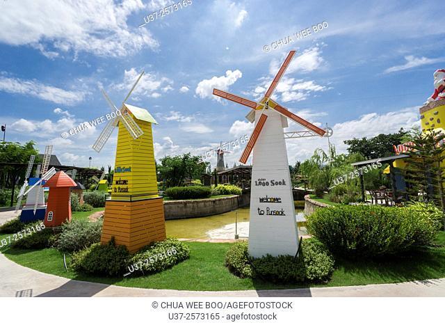 1000 Sook Farm/ Restaurant, Hua Hin, Thailand