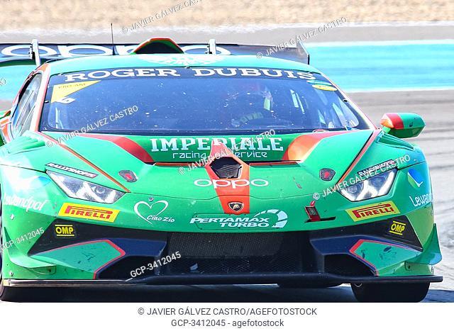 October, 25th, friday race USA ASIA EU Super Trofeo World Final Lamborghini Jerez 2019, 6 BASZ Karol (POL) LEWANDOWSKI Andrzej