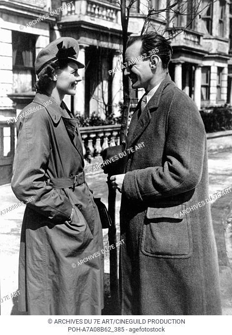 Brief Encounter  Year: 1945 UK Director: David Lean Trevor Howard, Celia Johnson  Grand Prize of the Cannes Film Festival in 1946